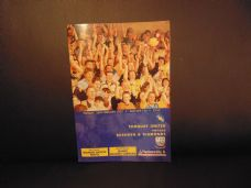 Torquay United v Rushden & Diamonds, 2001/02